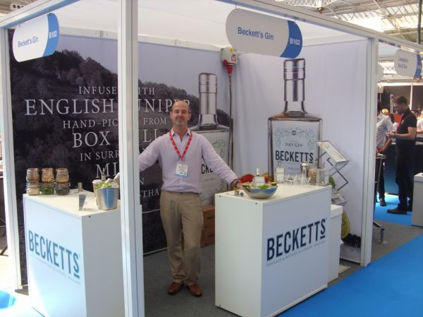 Meet us at Imbibe Live 2015 on Stand B102 at Olympia