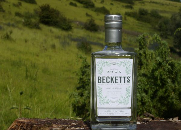 Sunday Times article on Beckett's Gin