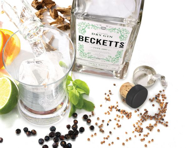 Beckett's to Host Gin School at Charlotte's W4 on 13th July