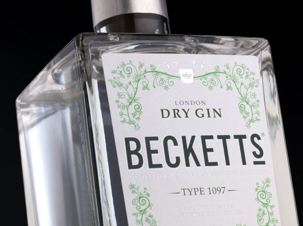 Beckett's is Affirmed as one of the Top New British Gin Brands