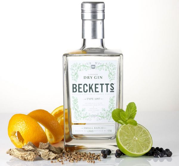 Telegraph Picks Beckett's as one of the Best New Gins