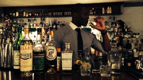 Beckett's Gin Tasting Events at Merchant House